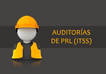 Lista de chequeo para auditorías de PRL (ITSS)