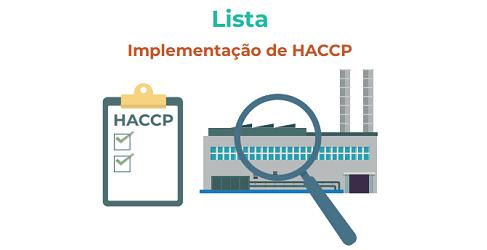 Implementação de HACCP